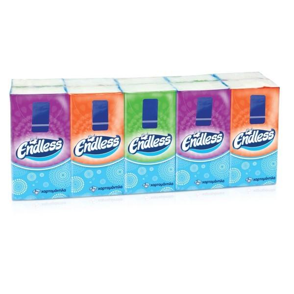 Endless Pocket Handkerchiefs 10 Pcs 2999010302 5202995202413
