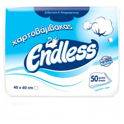 Endless Medical Wadding 50 Sheets 1100621203 5202995003409