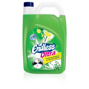 Endless Dish Washing Liquid Ultra 4LT 1200440200 5202995102829