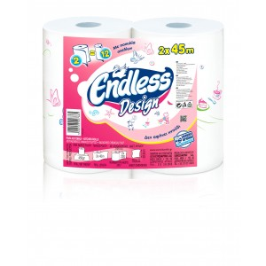 Endless Kitchen Rolls Design 2X45M 1100640607 5202995007865