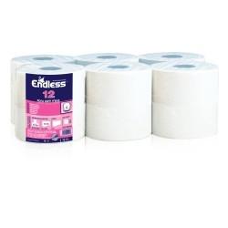 Endless Hygiene Paper Roll For Dispenser 12Χ450GR 1100631205 5202995009890
