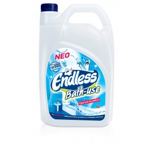 Endless Bathroom Cleaner And Descaler 4LT 1200441200 5202995103017