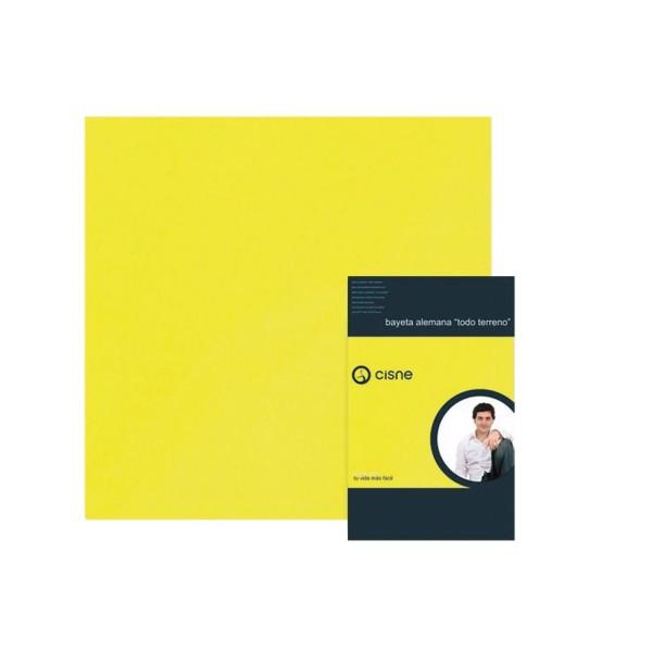 CISNE Απορροφητική Κίτρινη Πετσέτα 32Χ40CM 310123 8410347101230