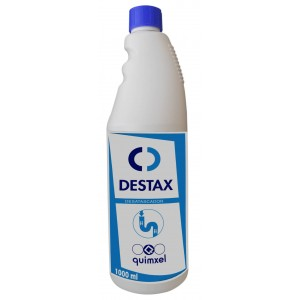 quimxel Destax Drain Unblocker Liquid 1LT 0460022 8428446460226