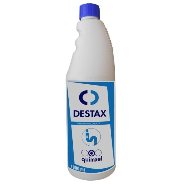 quimxel Destax Drain Unblocker Liquid 1LT 0460022 8428446460226
