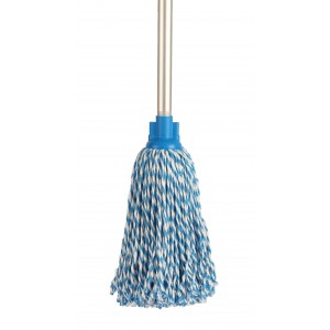 CISNE Household Microfibra Wet Mop 180GR Blue 100752 8410347007501