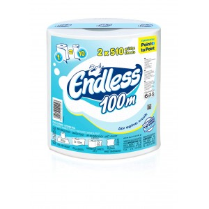 Endless Kitchen Rolls Big 100M 1100640602 5202995004093
