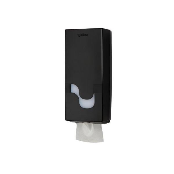 Celtex Folded Toilet Paper Dispenser Black 92260 8022650922602