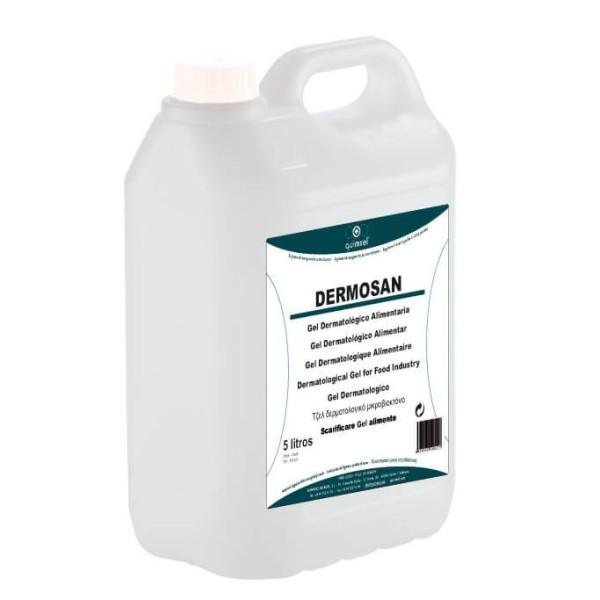 quimxel Dermosan Αντισηπτικό Σαπούνι Χεριών 5LT 0010022 8428446100221