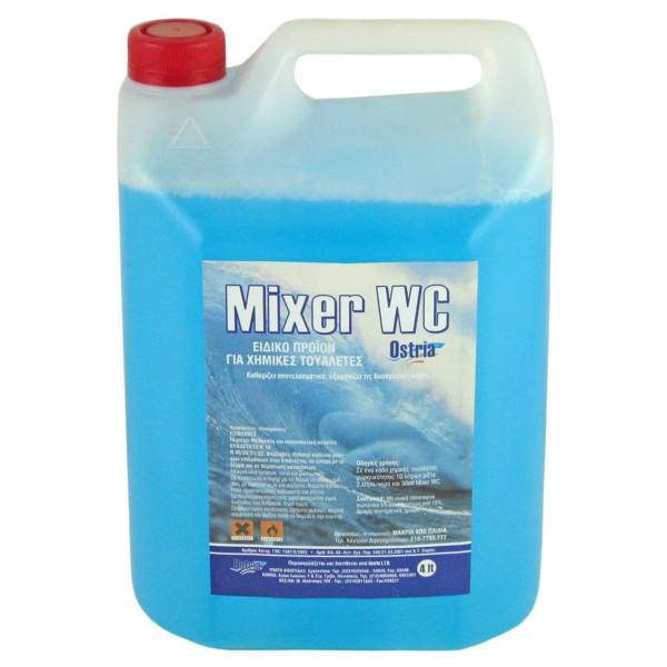 OSTRIA Mixer Wc Liquid For Chemical Wc 4LT 18180 0130300031