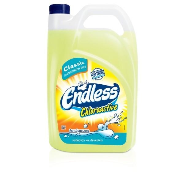 Endless Chloroactive With Lemon Scent 4LT 1200440601 5202995102942