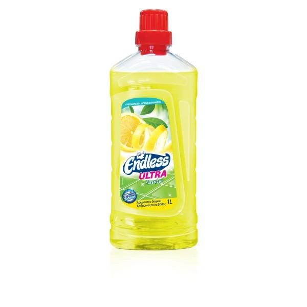 Endless All Purpose Cleaner Ultra Lemon 1000ML 1200100101 5202995105110