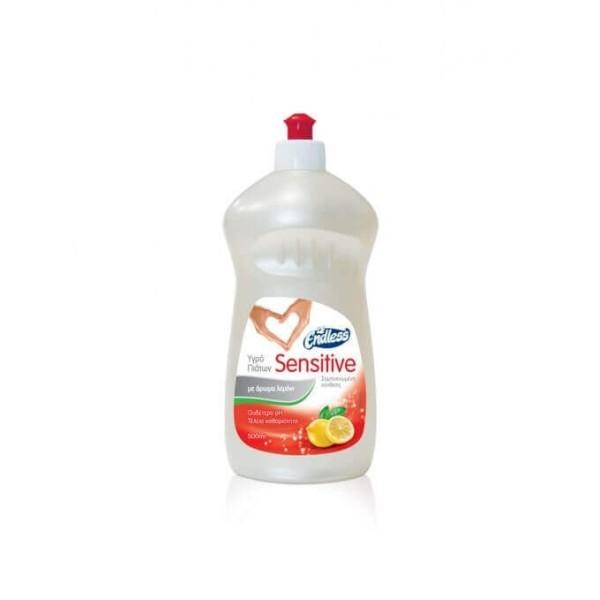Endless Dish Washing Liquid Sensitive Lemon 500ML 1200500224 5202995106704