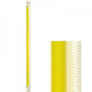 KORPLAST Freddo Straws Yellow 1/1 1000PCS 000844 5203991410994