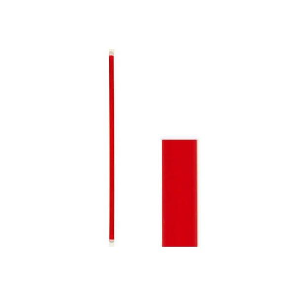 KORPLAST Freddo Straws Red 18,5CM 1000PCS 000833 5203991411595