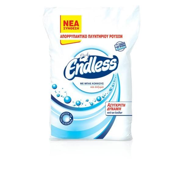 Endless Σκόνη Πλυντηρίου Ρούχων 20KG 2999020202 5202995200228