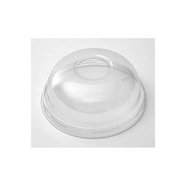 lariplast Plastic Lids For 14OZ-16OZ Cups 100PCS 000706-LP 5202287040907