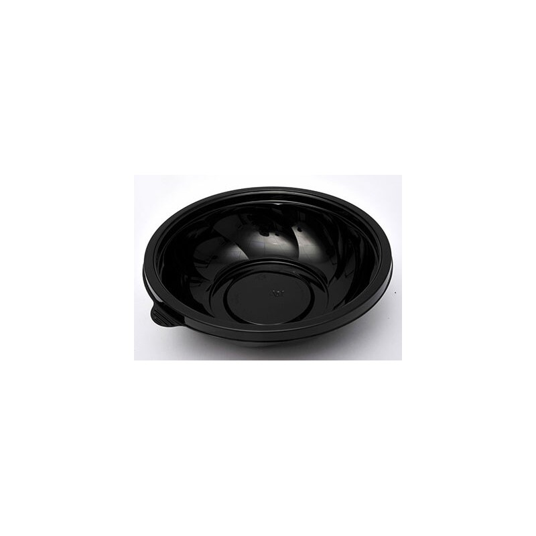 MAC PAC Bowl Salad Round Black 850ML 50PCS 2-SB-851 0150520001