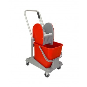 Soufleros Professional Trolley With Bucket And Wringer 11121 0160740003