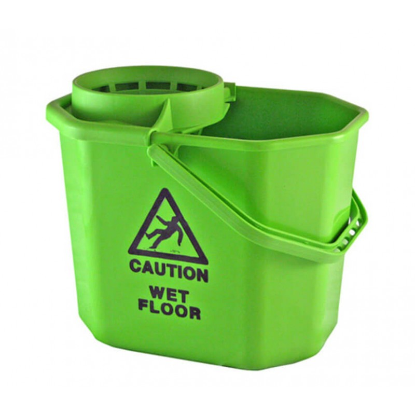 Soufleros Mop Bucket Octagonal 12LT 11190 0160740000