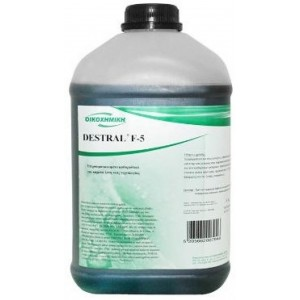 ΟΙΚΟΧΗΜΙΚΗ Destral F-5 Concetrated Cleaner 6KG 13090902062 5205662007946