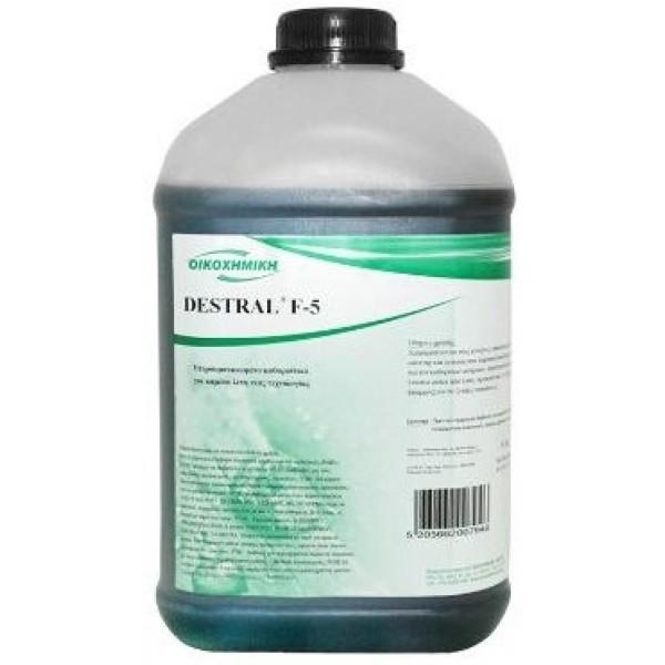 ΟΙΚΟΧΗΜΙΚΗ Destral F-5 Concetrated Cleaner 6KG 13090902062 5205662007946