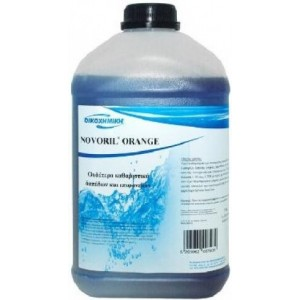 ΟΙΚΟΧΗΜΙΚΗ Novoril Orange Neutral Cleaner 5KG 13151501064 5205662007939