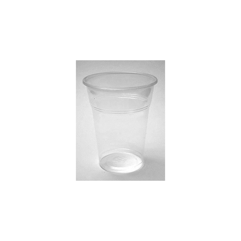 lariplast Plastic Cups Transparent 504/300ML 50PCS 02ΠΚ-Γ1ΕΡΡ48504 5202287005104
