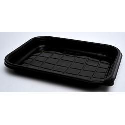 MAC PAC Σκεύος Μερίδας Μαύρο Μικροκυμάτων 30 Τεμάχια 2-MH-950 0150540004
