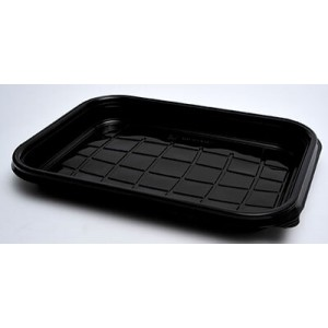 MAC PAC Utensil Rectangular Black Microwave 30PCS 2-MH-950 0150540004