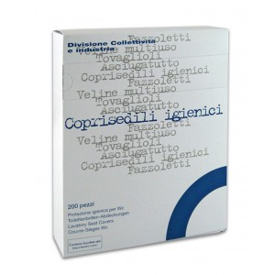LUCART Paper Cover For Toilet Seat 200PCS 17912 0140480011