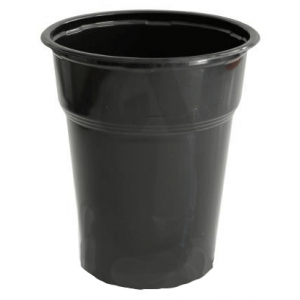 Dimexsa Plastic Cups Black 504/300ML  50PCS 0250504-4 0150220003