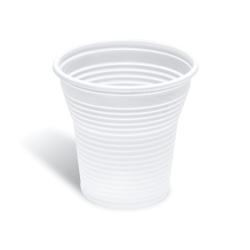 Dimexsa Πλαστικό Ποτήρι Λευκό 501/130ML 50 Τεμάχια 0140106 5202501004500