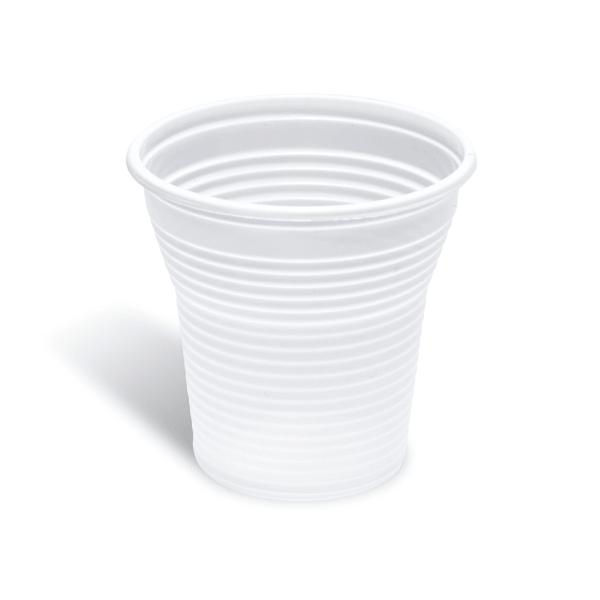 Dimexsa Plastic White Cups 501/130ML 50PCS 0140106 5202501004500