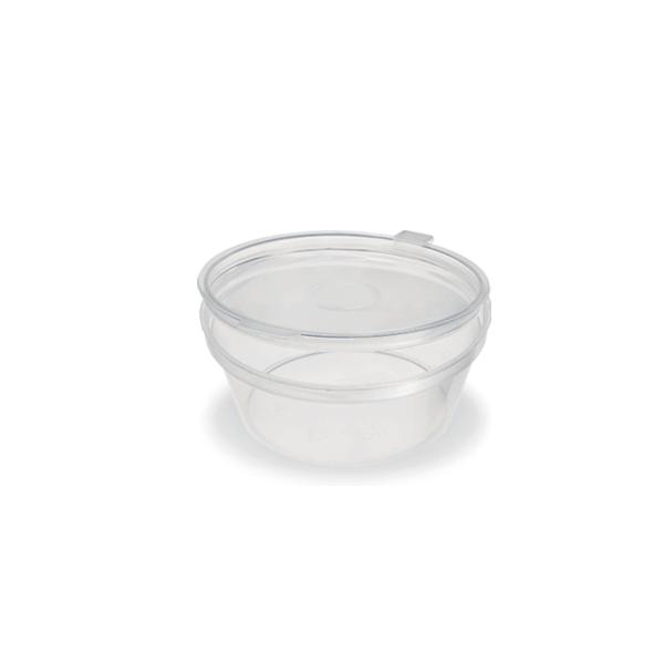 Θαλασσινός Μπωλ Sauce Με Καπάκι 70ML 50 Τεμάχια ΕΜ.5346 5202054300104