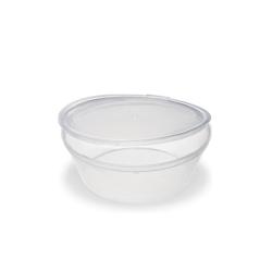 Θαλασσινός Bowl Sauce With Lid 180ML 50PCS ΕΜ.5354 5202054300111