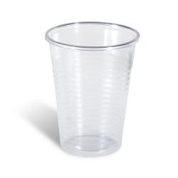 Dimexsa Plastic Transparent Cups 502/200ML 100PCS 0250502-2 0150220007
