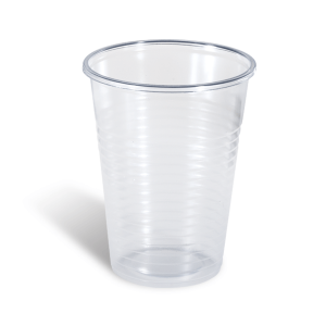 Dimexsa Plastic Transparent Cups 502/200ML 100PCS 0250502-2 0150220007