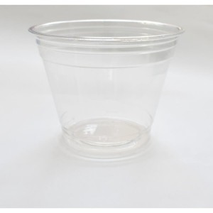 MICHAEL PROCOS Plastic Transparent Cups PET 9OZ 50PCS 10.07.25500 5202511725013