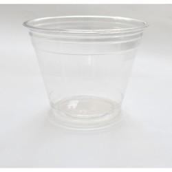 MICHAEL PROCOS Πλαστικό Ποτήρι Διάφανο PET 9ΟΖ 50 Τεμάχια 10.07.25500 5202511725013
