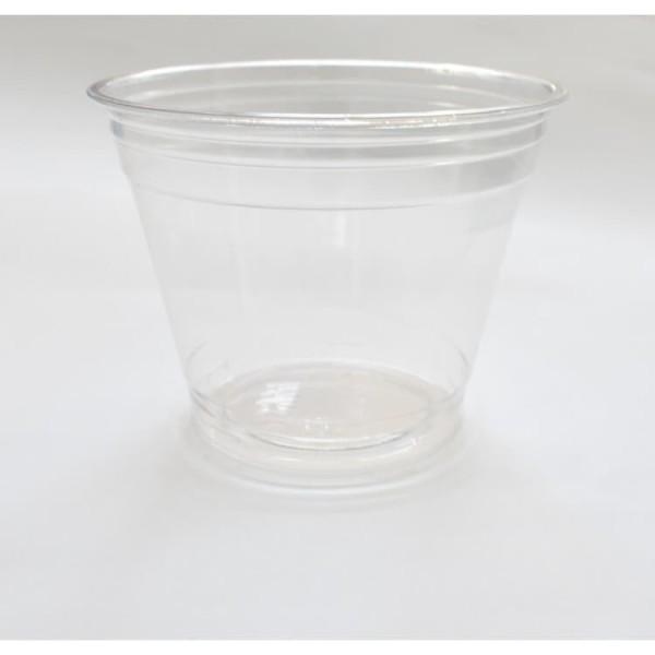 MICHAEL PROCOS Plastic Transparent Cups PET 9OZ 50PCS 10.07.25500 5202511725013