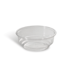 Dimexsa Bowl Transparent Round 180GR 100PCS 0250429-2 0150520015