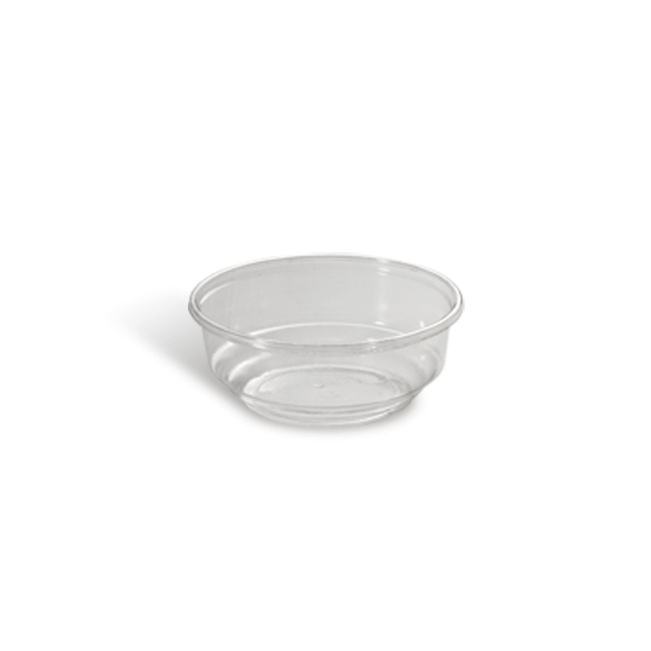 Dimexsa Bowl Transparent Round 180GR 100PCS 0250429-2 0150520015