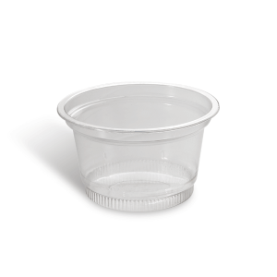 Dimexsa Bowl Transparent Round 240GR 50PCS 0250431-4 0150520017