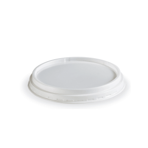 Dimexsa Lid Round White For Bowl 240GR 100PCS 0250431-1 0150520019