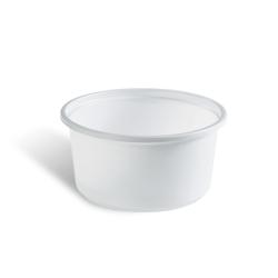 Dimexsa Μπωλ Πλαστικό Λευκό 320GR 50 Τεμάχια 0250431-2 0150520020