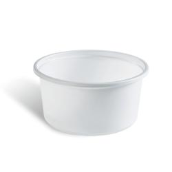 Dimexsa Bowl Round White 640GR 50PCS 0250433 0150520022