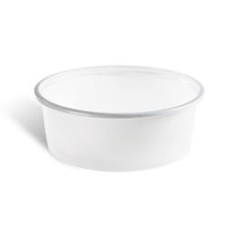 Dimexsa Μπωλ Πλαστικό Λευκό 1280GR 50 Τεμάχια 0250434 0150520024