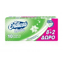 Endless 8+2 Hygiene Paper Rolls 1100111003 5202995008152