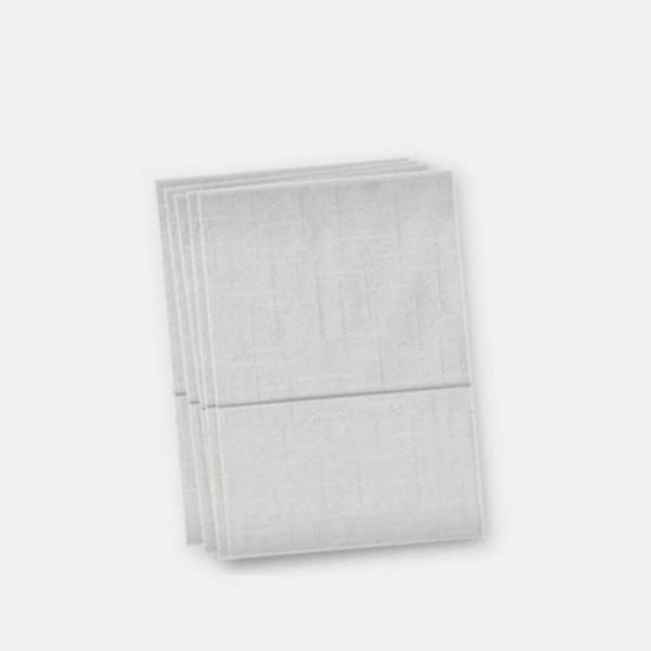 finezza Napkin Espresso White 1000PCS 17X17 ΕΣ-ΑΤ-21 0140430026